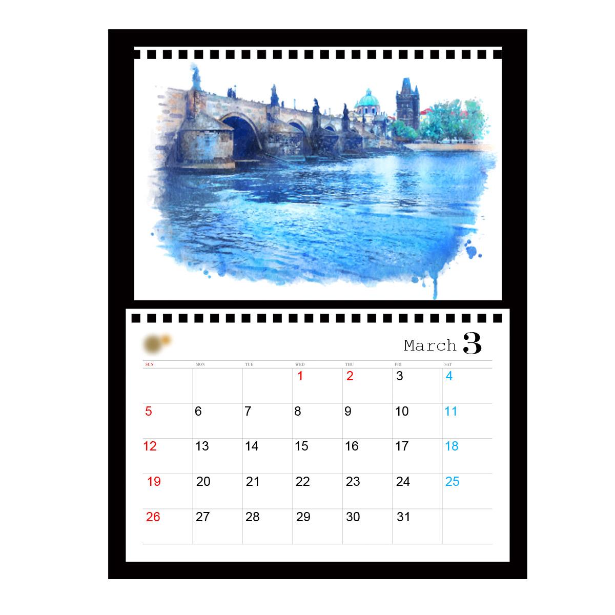 Custom Deluxe Inspiration Desk Pad Calendar BMD0312 - Buy Inspiration Desk Pad Calendar, Desk ...