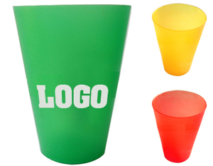 Promotional Custom Plastic Party Stadium Cup