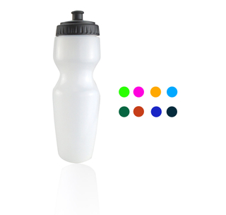 Biodegradable Big Sipper Personalized Sports Bike Water Bottle 23oz
