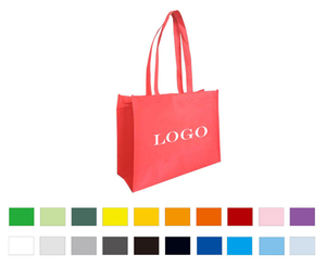 Imprinted Eco-friendly Cotton Shopping Tote Bag