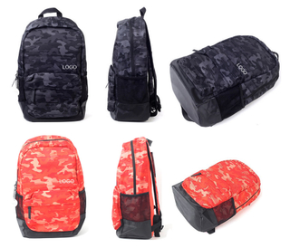 "12.6 "" x 15.7 "" x 6 "" Camo Backpack"