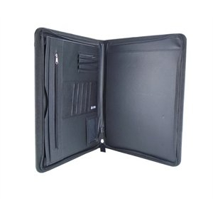 Custom Leather Document Folder Portfolio Case