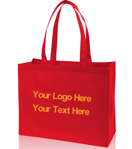 Print Non-Woven Shopping Tote Bag