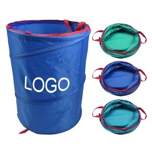 Personalized Foldable Laundry Storage Bag