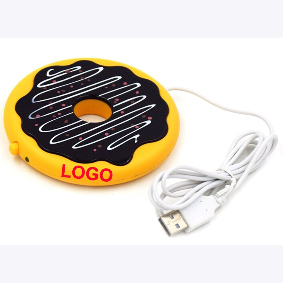 Imprinted Donut USB Cup Warmer