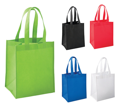 Non-woven Economy Tote Shopping Grocery Bag
