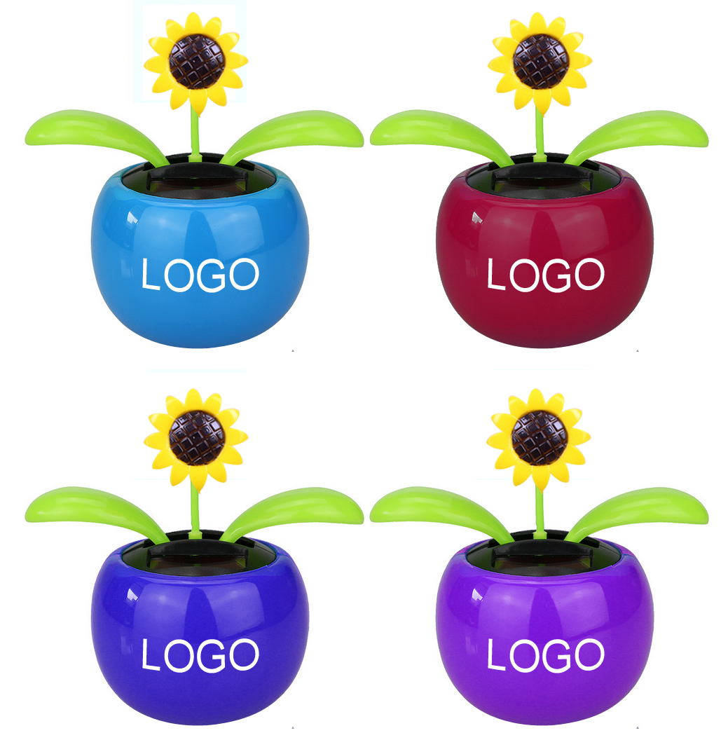 ec2172e0c Printed Solar Powered Dancing Sunflower - Buy sunflower toys
