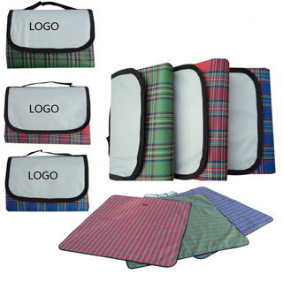 Personalized Portable Waterproof Picnic Blankets Rugs
