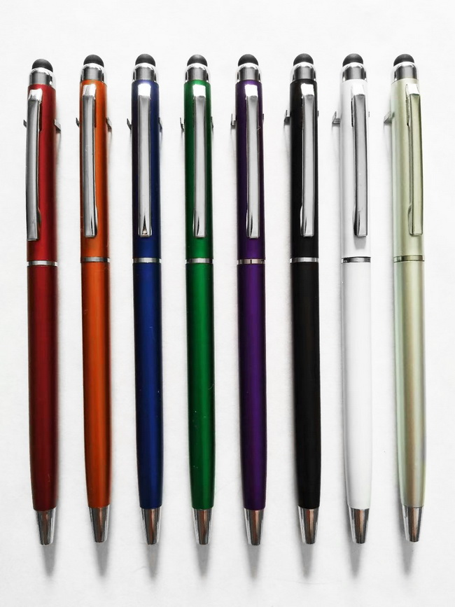 Smartphone & Tablet iTouch Ballpoint Pen
