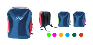 12.5L x 17H Inch Polyester School Backpacks