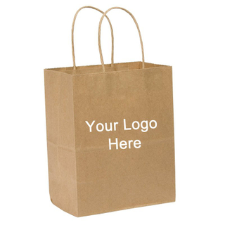 Personalized Kraft Paper Bag