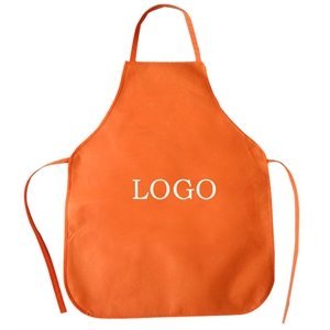 Imprinted Custom BBQ Kitchen Simple Apron