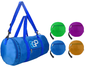 Foldable Sports Duffel Bag