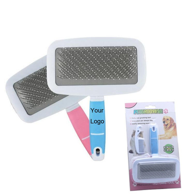 Custom Pet Grooming Brush Comb