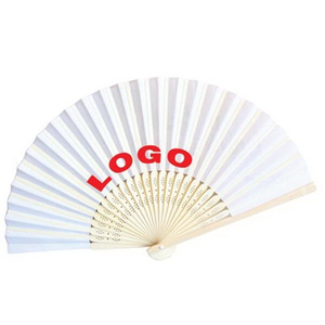 Folding Advertising Hand Fan