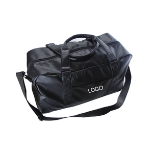 PU Leather Travel Duffel Sports Bag