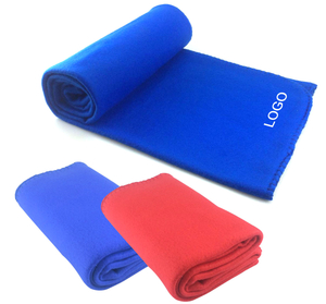 Soft Polyester Fleece Blanket