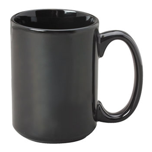 Promotional Colored Custom Porcelain Coffee Mug 16oz