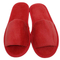 Custom Promotional Terry Cloth Hotel Slippers Open Toe