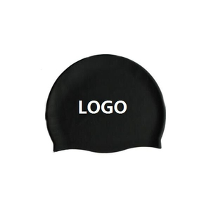 Promotional Latex Silicone Swimming Cap