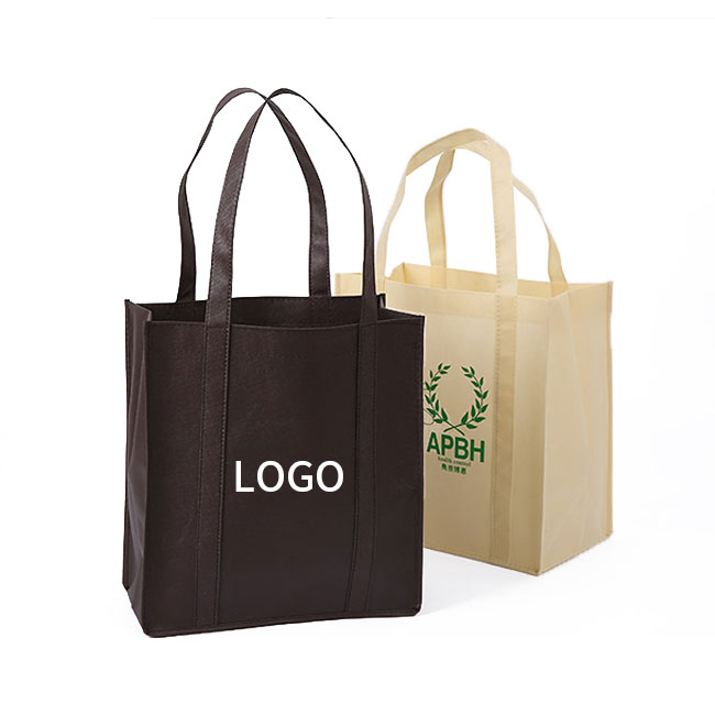 "Value Grocery Tote - 13"" x 10"" × 8"""