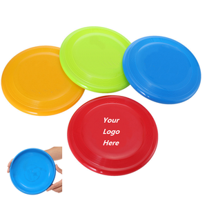 Imprinted 8 Inch Value Plastic Flying Discs