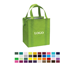 Promotional Logoed Custom Insulated Cooler Bag