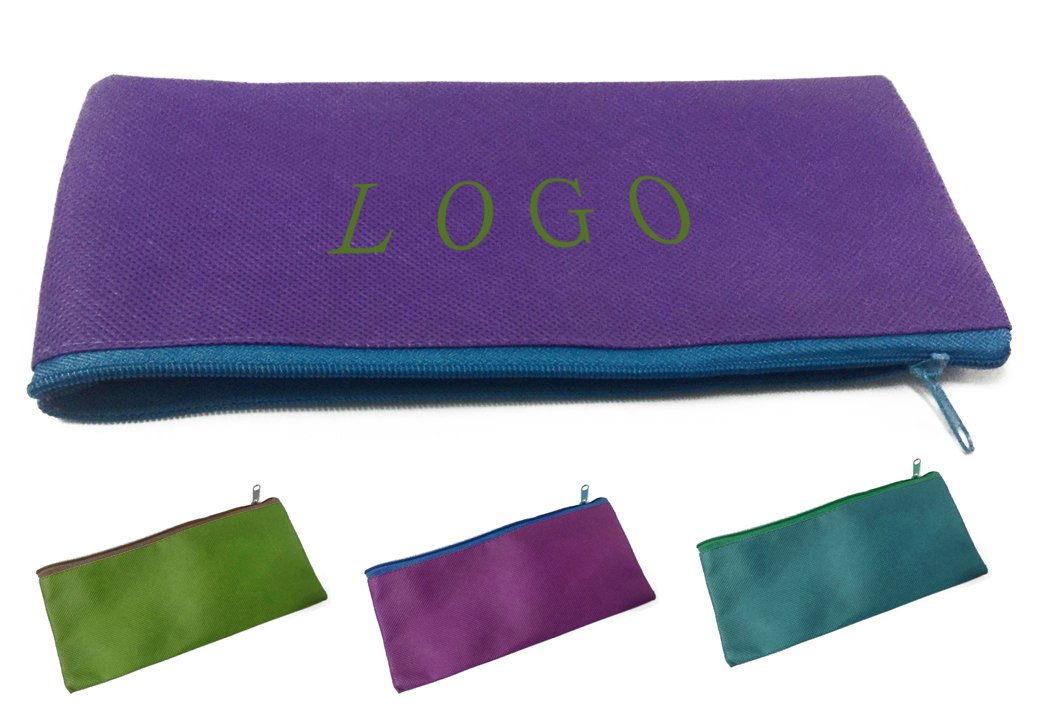 Custom Non Woven Pencil Pouch