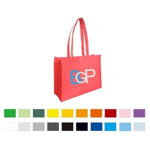 Custom Non-Woven Shopping Tote Grocery Bag
