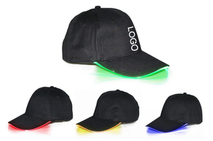 Promotional LED Baseball Cap