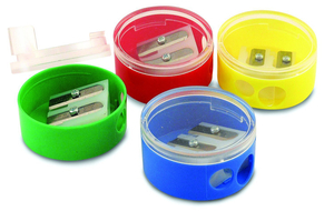 Promotional Round Pencil Sharpener