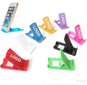 Customized Adjustable Plastic Phone Tablet Stand Holder