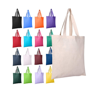 Eco-friendly Canvas Tote Shopping Grocery Bag