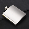 8 oz Stainless Steel Portable Flask