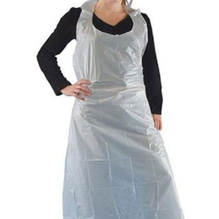 Disposable CPE Plastic Apron